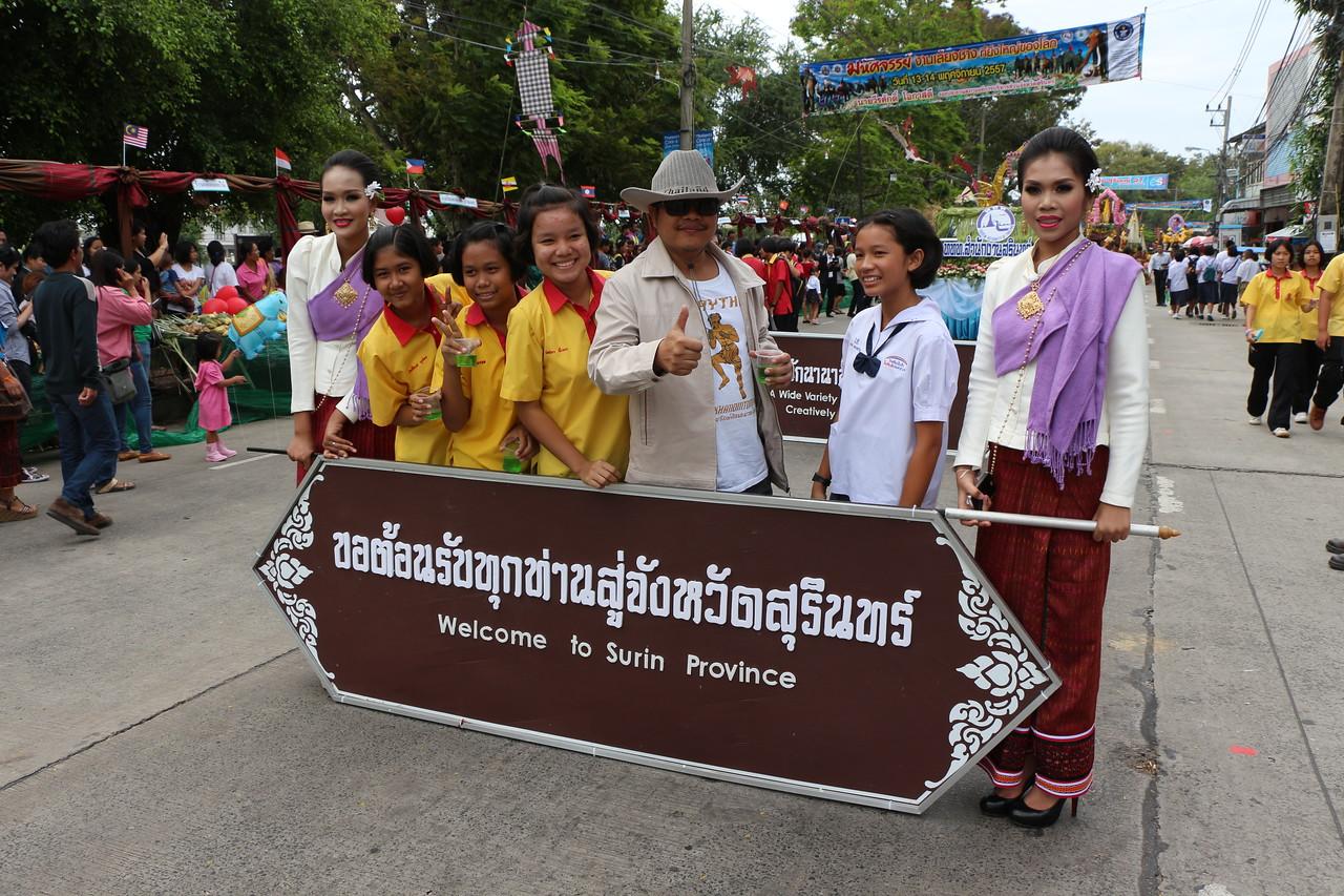 2014-11-14 Surin Elephant Welcome Feast 105