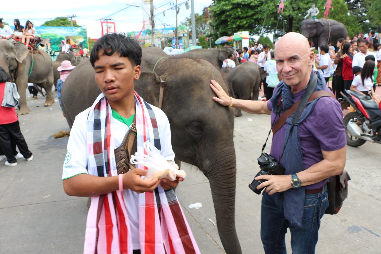 2014-11-14 Surin Elephant Welcome Feast 773