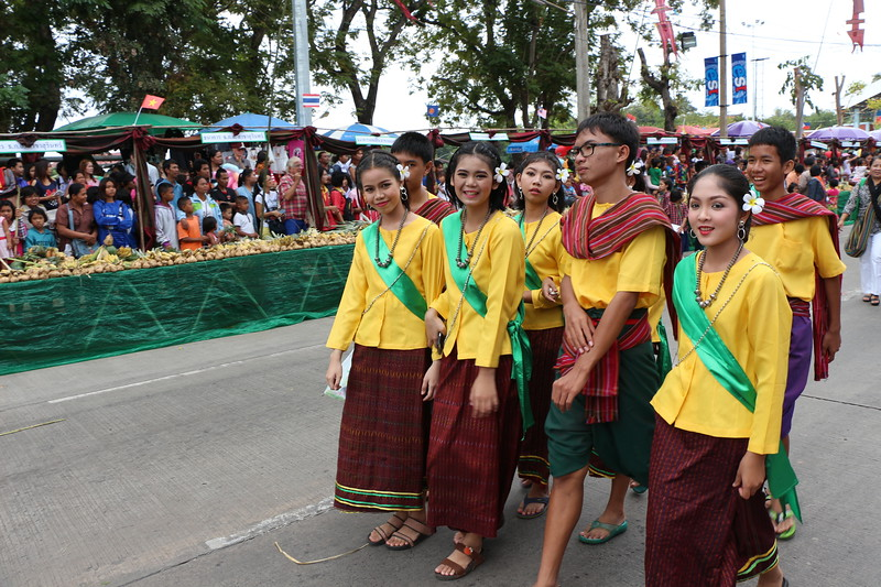 2014-11-14 Surin Elephant Welcome Feast 150