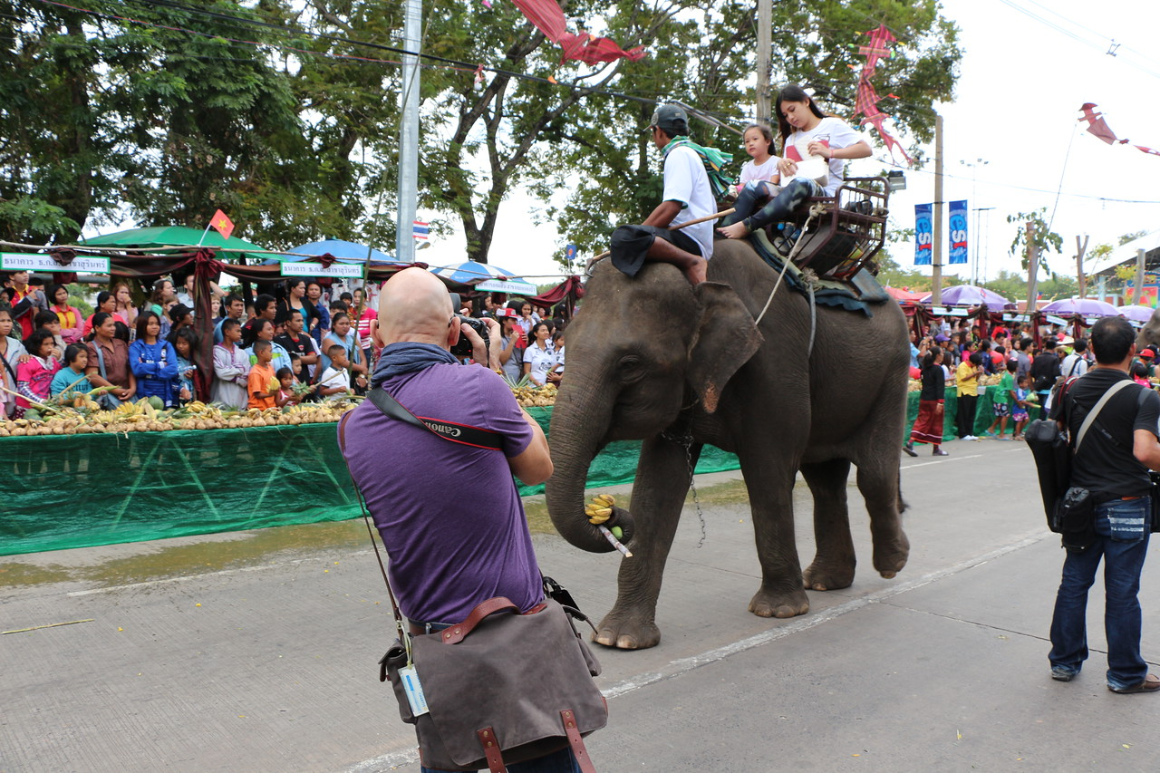 2014-11-14 Surin Elephant Welcome Feast 223