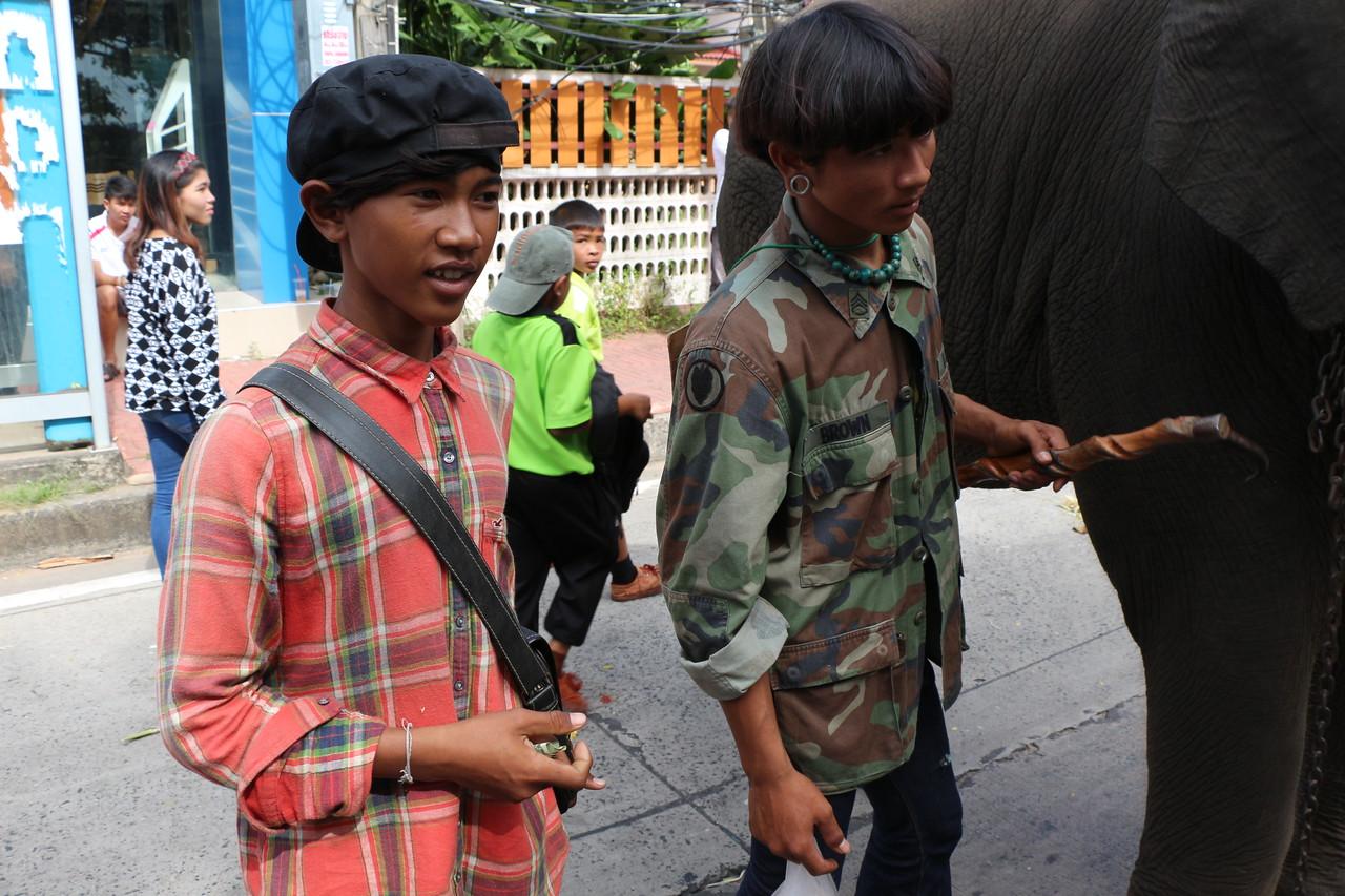 2014-11-14 Surin Elephant Welcome Feast 428