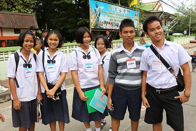 2014-11-14 Surin Elephant Welcome Feast 095