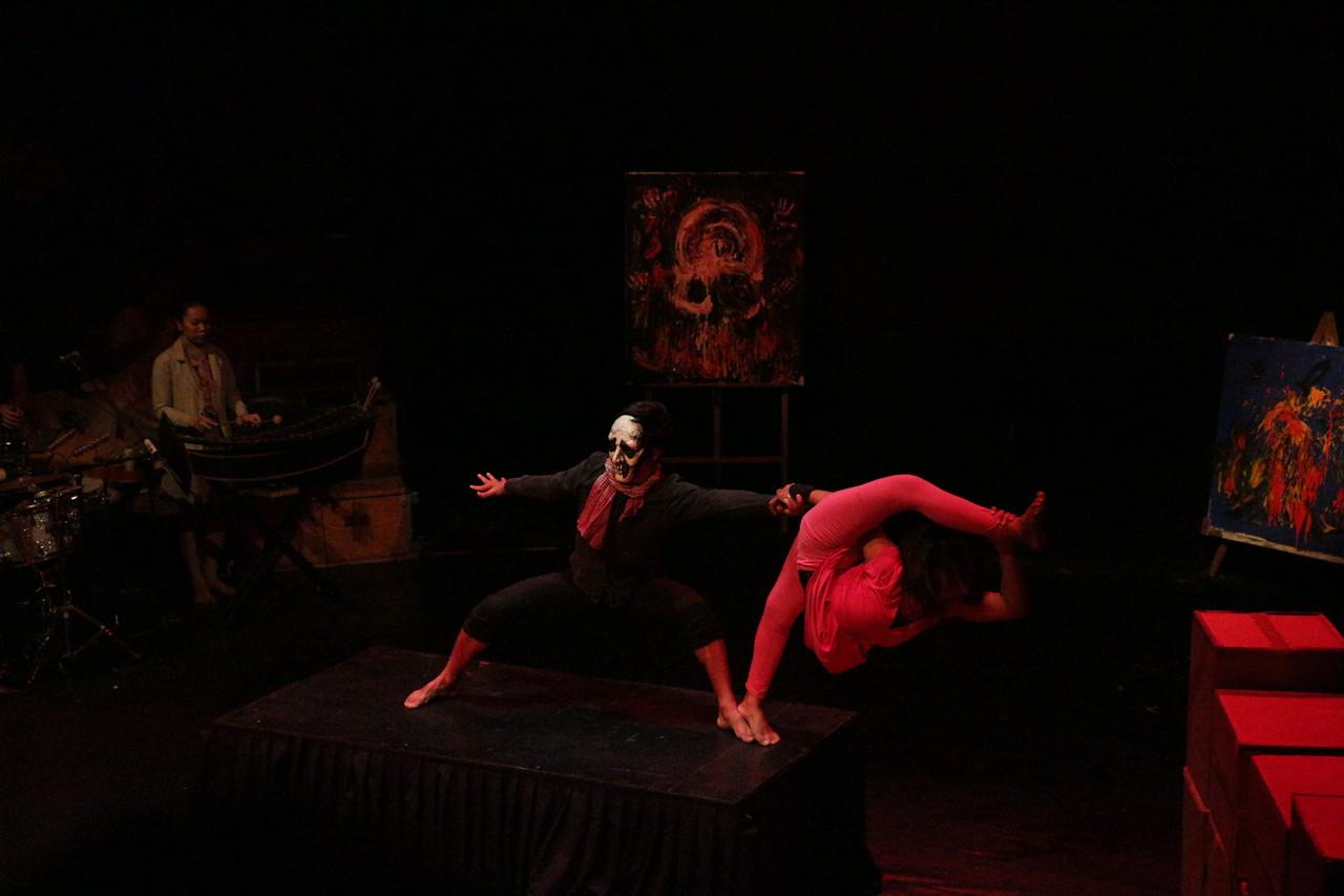 2014-11-27 Phare Cambodian Circus 069