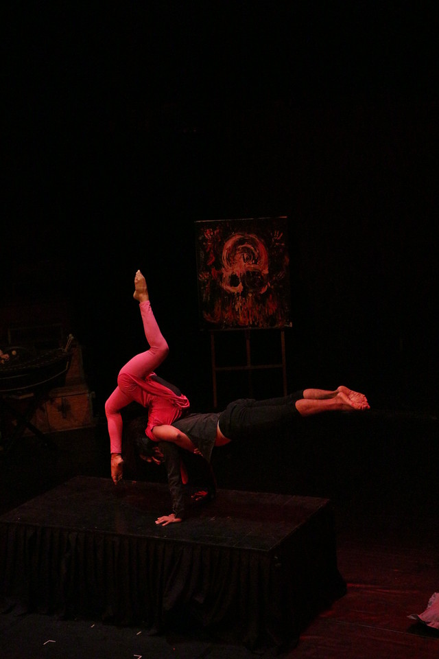 2014-11-27 Phare Cambodian Circus 070