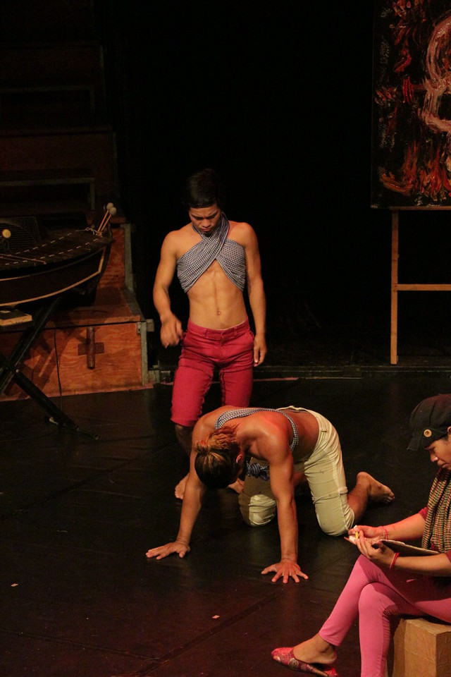 2014-11-27 Phare Cambodian Circus 110