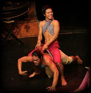 2014-11-27 Phare Cambodian Circus!!!