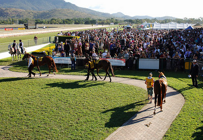 29 JUL 2006 TOWNSVILLE, QLD - Jupiters Townsville Cup - PHOTO: CAMERON LAIRD