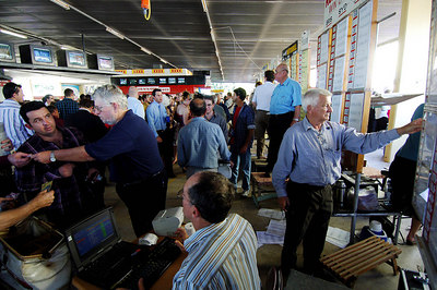 29 JUL 2006 TOWNSVILLE, QLD - Jupiters Townsville Cup Race Day - PHOTO: CAMERON LAIRD