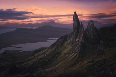 Old Man of Storr, Isle of Skye