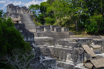 Remains of Templo 33