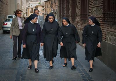 Nuns of Toledo
