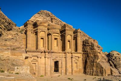 Monastery (Ad-Dayr or Ad-Deir)