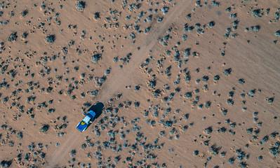 Wadi Rum Desert Floor