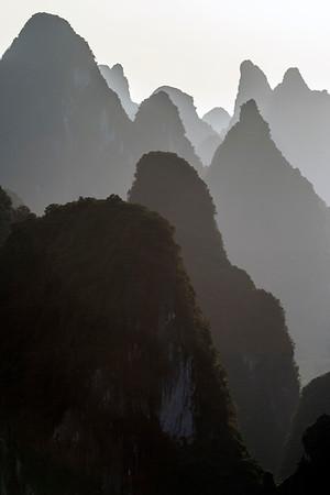 Laozhai Hill Monochrome