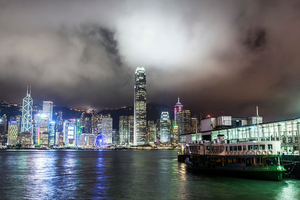 Hong Kong and Star Ferry