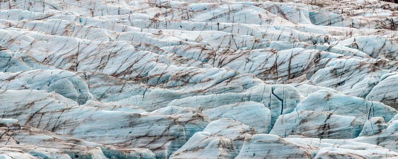 Svinafellsjokull Panorama