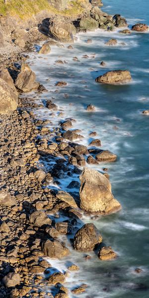 False Klamath Cove Coastline