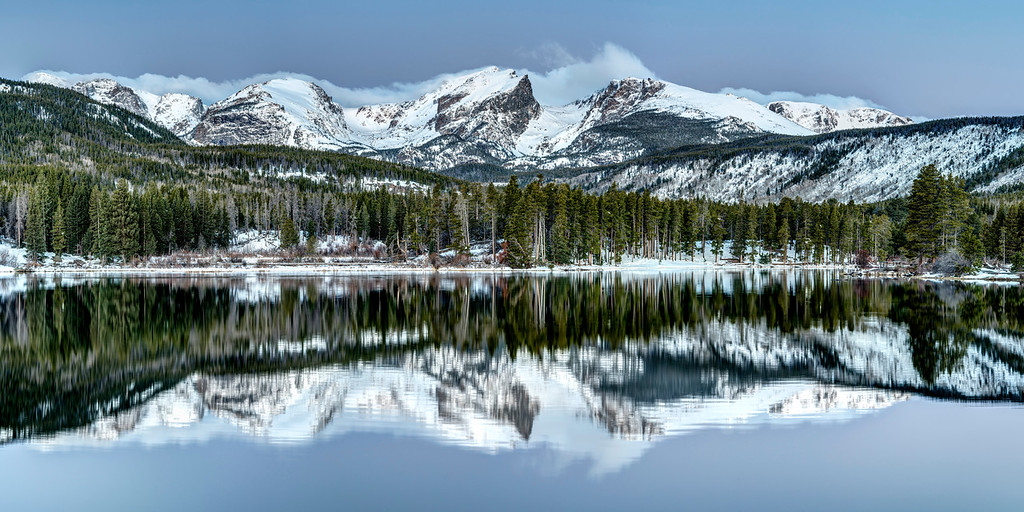 Sprague Lake Dawn