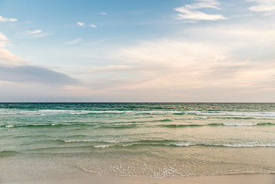 Peaceful View of the Gulf
