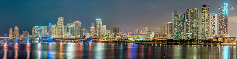 Downtown Miami Ultrawide