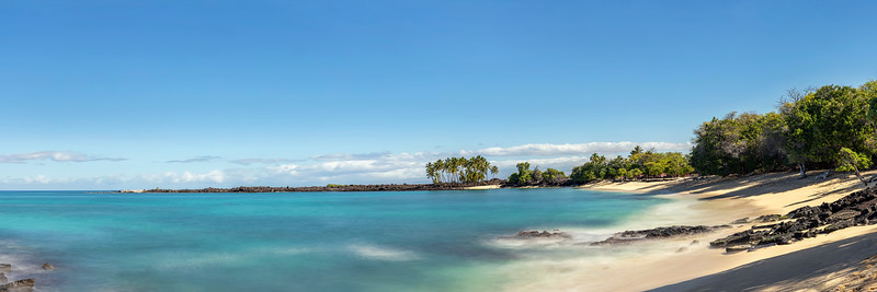 Makalawena Panorama