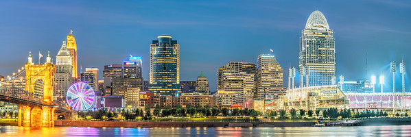 Cincinnati Panorama