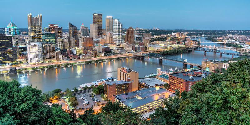 Pittsburgh Panorama 2018