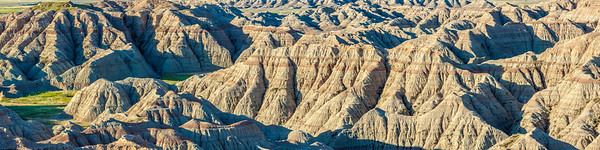 Afternoon in the Badlands