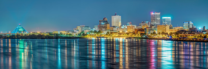 Memphis and the Mississippi