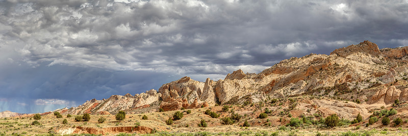 All Alone in Capitol Reef