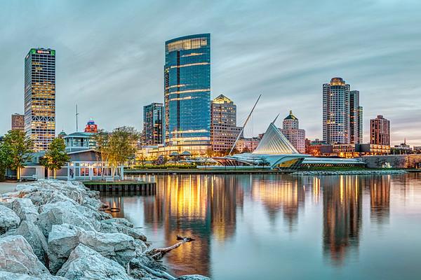 Milwaukee Sunset
