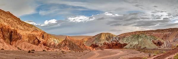 Valle de Arcoiris
