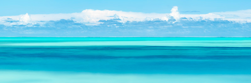Turquoise Panorama