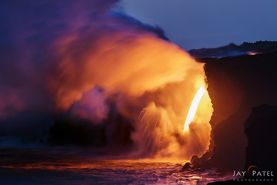 Volcanoes National Park, Big Island, Hawaii, USA
