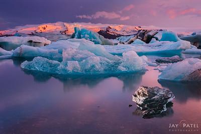 Jokulsarlon, Iceland