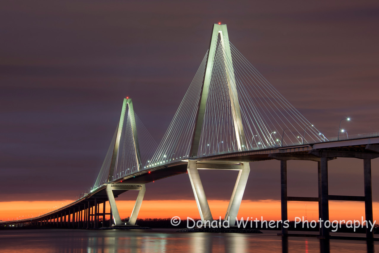Ravenel Bridge - Charleston