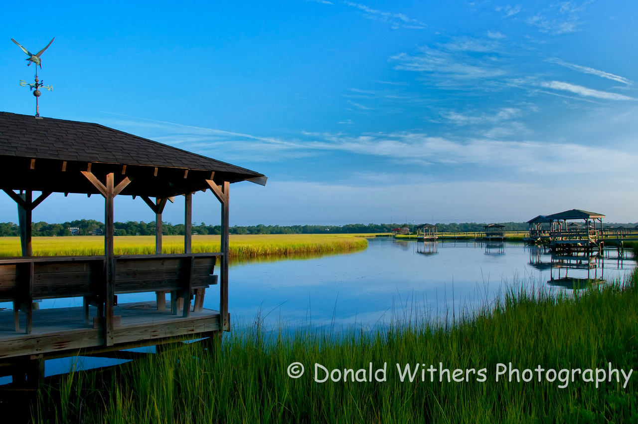 Quiet Morning - Pawleys Creek