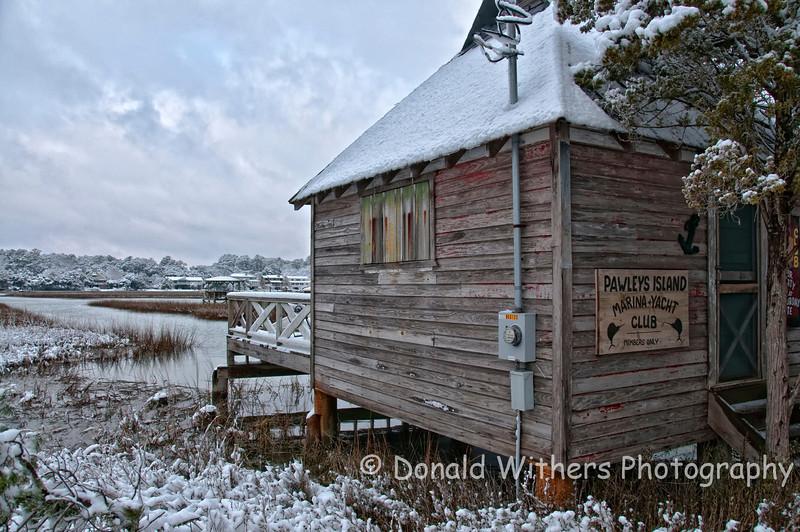 Pawleys Island Marina & Yacht Club