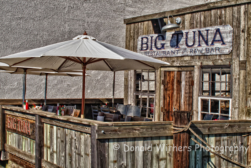 Big Tuna - Georgetown Waterfront,  SC