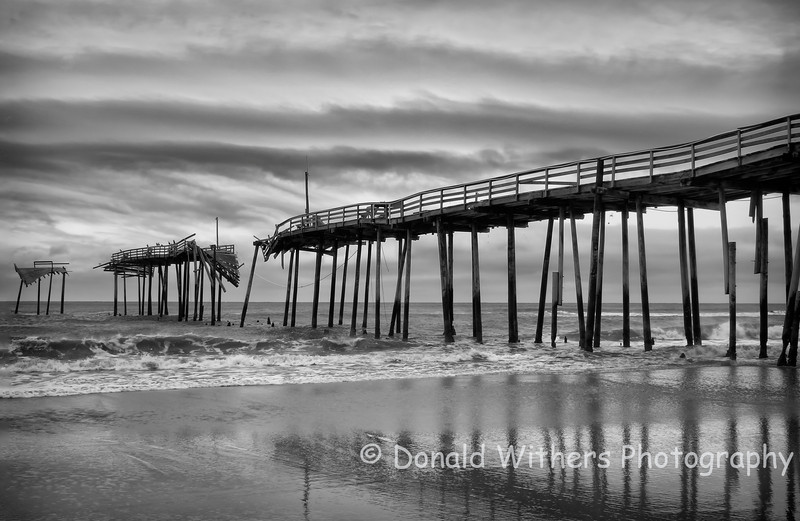 Broken No.1 - Cape Hatteras Pier