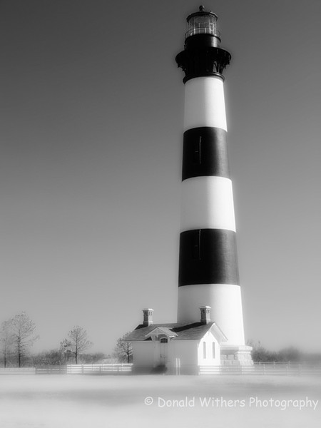 Bodie Island Lighthouse - Cape Hatteras