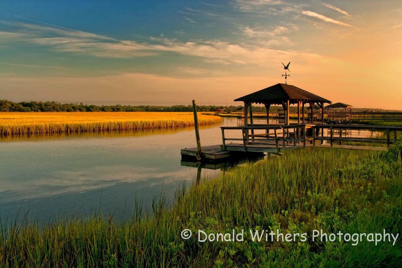Sunrise  - Pawleys Creek