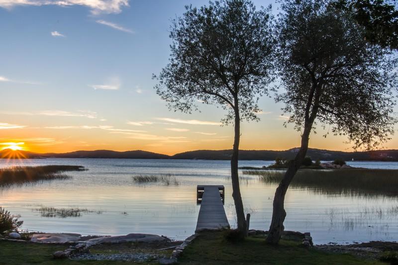Sunset over Killarney Bay