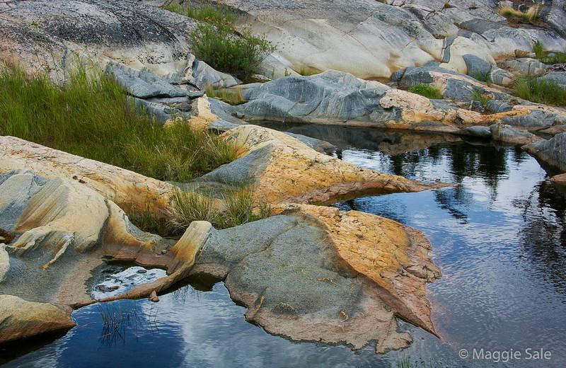 Churchill Island Rocks