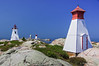 Bustard Islands Lighthouses