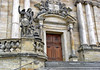 Portal of the Michaelskirche (Church of St. Michaels) - also called the Michaelsberg Abbey - Bamberg