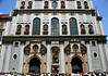 Facade and portals of the St. Michaels Church - Munich