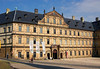 Neue Residenz (New Residence) - constructed between 1697-1703 - until 1802 it served as the seat of the Bamberg prince-bishops, who were not only heads of the church, but were the secular rulers of the region.