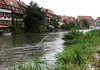 Along the bank of the Regnitz River - to Klein-Venedig (Little Venice) - Bamberg