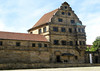 The Old Court - Ratsstubenbau (Council Chamber Building) - constructed in the mid 16th century - it sets directly adjacent to the Imperial Cathedral - Bamberg
